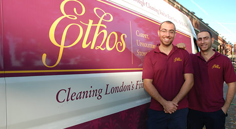 Ethos Carpet Care Directors